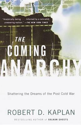 Coming Anarchy book
