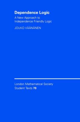 Dependence Logic book