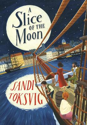 Slice of the Moon book