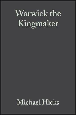 Warwick the Kingmaker book