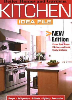 Kitchen Idea File by Vicki Christian