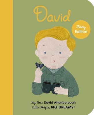 David Attenborough: My First David Attenborough: Volume 34 book