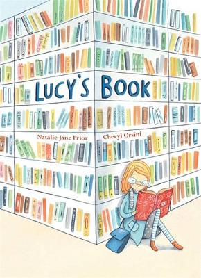 Lucy's Book by Natalie Jane Prior