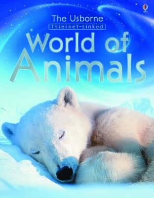 The Usborne Book of Animals by Susannah Davidson