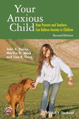 Your Anxious Child book
