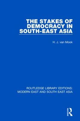 Stakes of Democracy in South-East Asia book