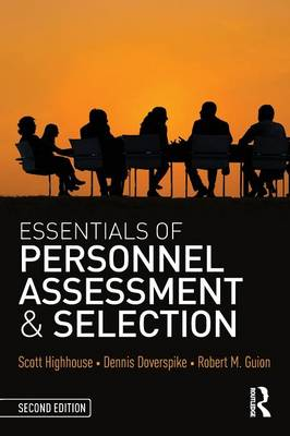 Essentials of Personnel Assessment and Selection by Scott Highhouse