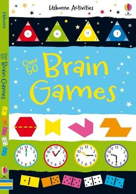 50 Brain Games by Lucy Bowman