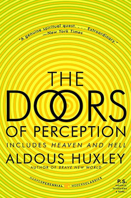 Doors of Perception and Heaven and Hell book