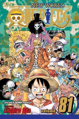 One Piece, Vol. 81 by Eiichiro Oda