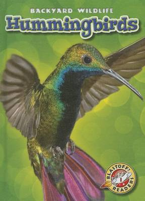 Hummingbirds by Megan Borgert-Spaniol