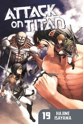 Attack On Titan 19 book