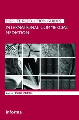 International Commercial Mediation book