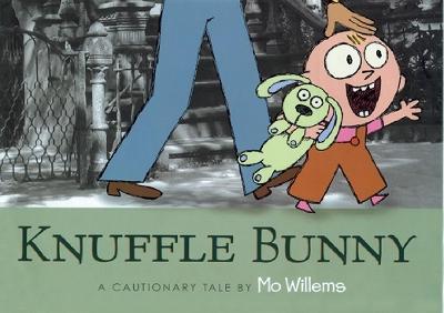 Knuffle Bunny book