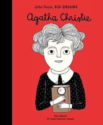 Agatha Christie by Maria Isabel Sanchez Vegara