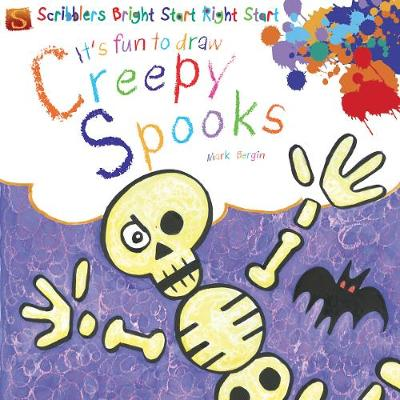 Creepy Spooks book