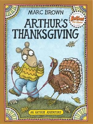 Arthur's Thanksgiving book