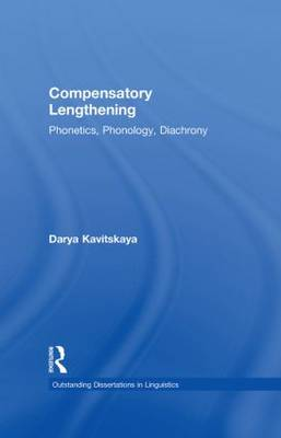 Compensatory Lengthening book