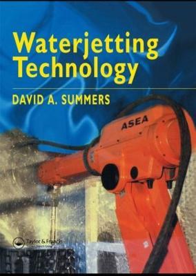 Waterjetting Technology book