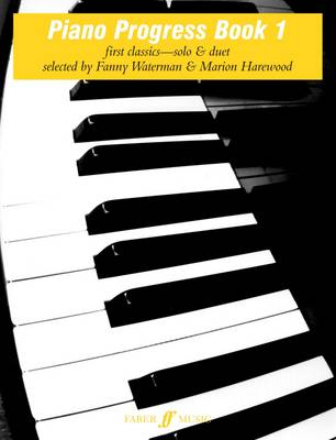 Piano Progress  Book 1 by Fanny Waterman