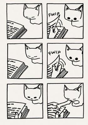 Cat Companion Journal by Jeffrey Brown