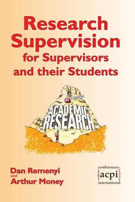 Research Supervision by Dan Remenyi
