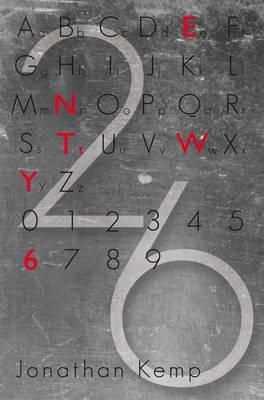 Twentysix by Jonathan Kemp