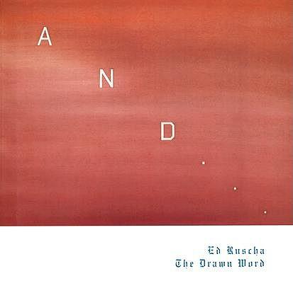 Ed Ruscha by Olivier Berggruen