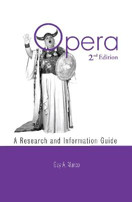 Opera by Guy A. Marco