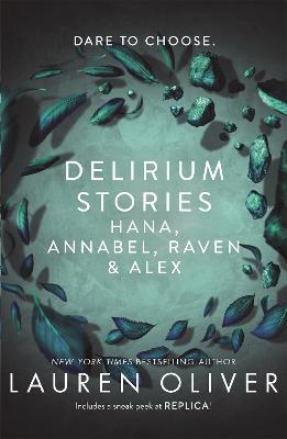 Delirium Stories by Lauren Oliver