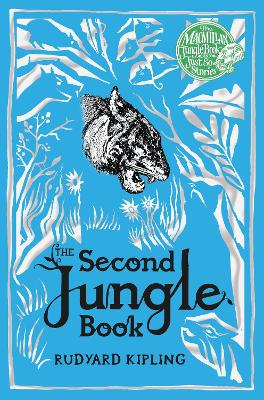 Second Jungle Book by Rudyard Kipling