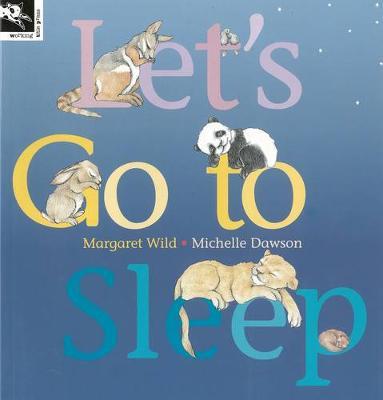 Let's Go to Sleep book