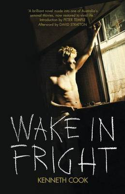 Wake In Fright Film Tie In by Kenneth Cook