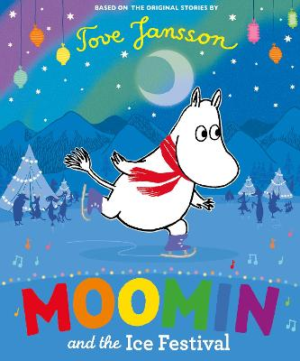 Moomin and the Ice Festival book