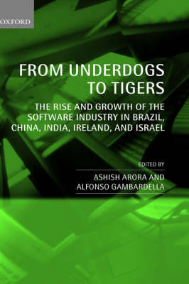 From Underdogs to Tigers by Ashish Arora