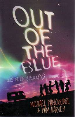 Out of the Blue by Pam Harvey