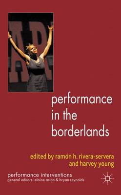 Performance in the Borderlands book