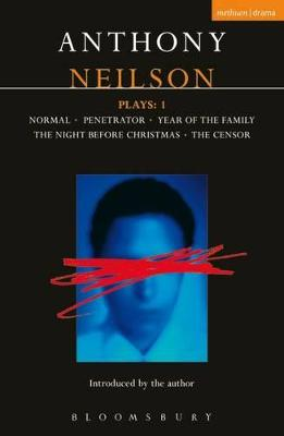 Neilson Plays by Anthony Neilson
