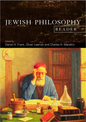 Jewish Philosophy Reader book