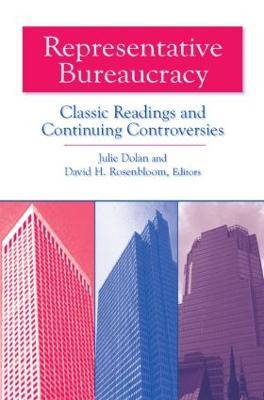 Representative Bureaucracy by Julie Dolan