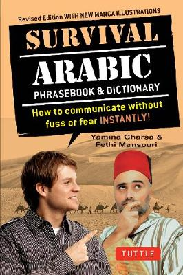 Survival Arabic Phrasebook & Dictionary by Fethi Mansouri