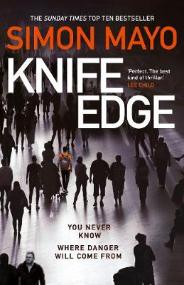 Knife Edge: the gripping Sunday Times bestseller by Simon Mayo