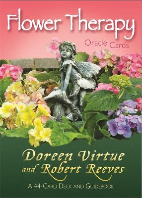 Flower Therapy Oracle Cards by Doreen Virtue