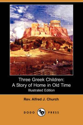 Three Greek Children book
