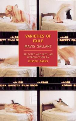 Varieties of Exile by Mavis Gallant