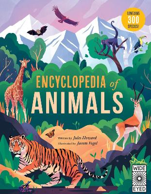 Encyclopedia of Animals by Jules Howard