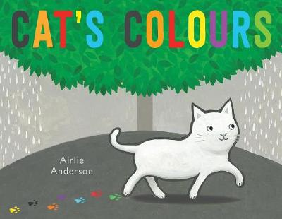 Cat's Colours by Airlie Anderson