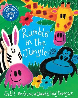 Rumble in the Jungle book