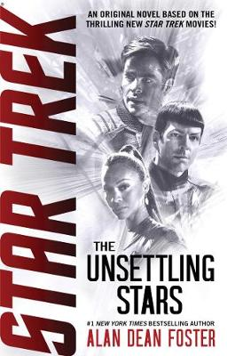 The Unsettling Stars by Alan Dean Foster