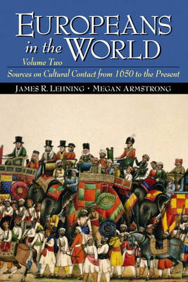 Europeans in the World by James R. Lehning